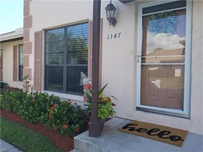 Marco Island Condo/Townhouse For Sale: 1347 Delbrook S #G-2