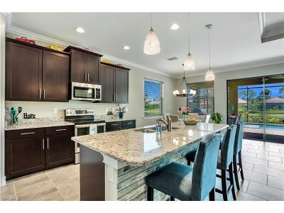 Naples Single Family Home Pending With Contingencies: 14541 Tuscany Pointe Trl