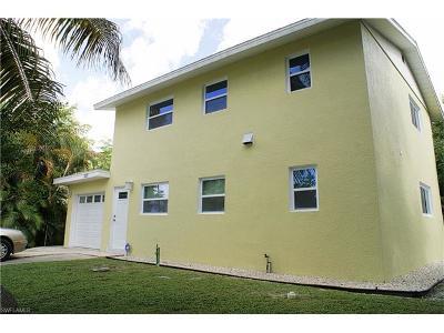Naples Single Family Home For Sale: 2331 Jackson Ave