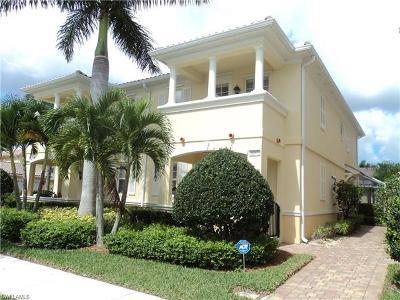 Naples Condo/Townhouse For Sale: 8095 Sorrento Ln