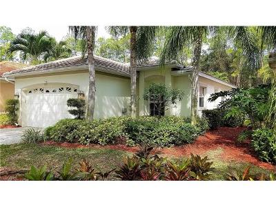 Naples Single Family Home For Sale: 6071 Shallows Way