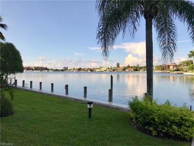 Marco Island Condo/Townhouse Pending With Contingencies: 848 W Elkcam Cir #206