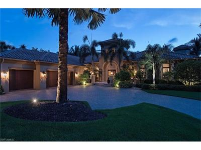 Naples, Marco Island Single Family Home For Sale: 1425 Nighthawk Pt