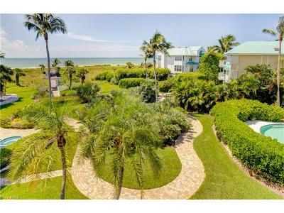 Sanibel FL Single Family Home For Sale: $2,495,000