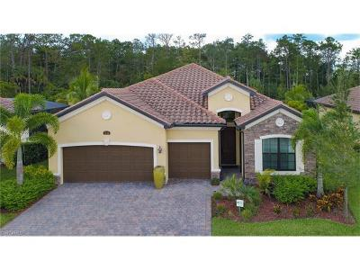 Naples Single Family Home For Sale: 9398 Napoli Ln