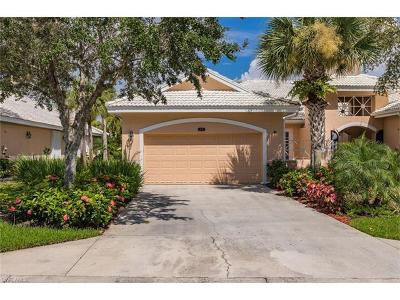 Naples Single Family Home For Sale: 4542 Cardinal Cove Ln #34