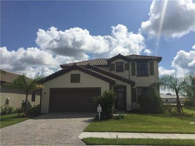 Fort Myers Single Family Home For Sale: 11622 Shady Blossom Dr