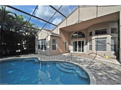 Naples Single Family Home For Sale: 2371 Butterfly Palm Dr