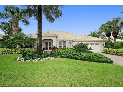 Estero Single Family Home For Sale: 20820 Pinehurst Greens Dr