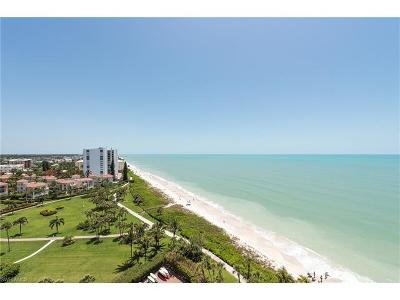 Condo/Townhouse For Sale: 4001 Gulf Shore Blvd N #1407