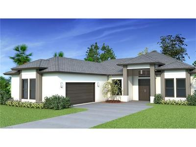 Collier County Single Family Home For Sale: 32 Ave SE