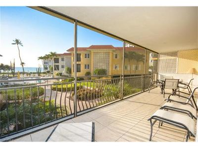 Naples Condo/Townhouse For Sale: 3333 Gulf Shore Blvd N #102