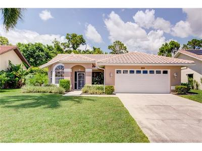 Collier County Single Family Home For Sale: 137 Saint James Way