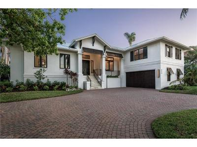 Naples FL Single Family Home For Sale: $3,925,000