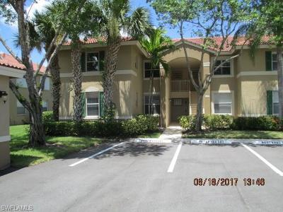 Naples Condo/Townhouse For Sale: 2437 Millcreek Ln #101