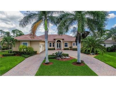 Fort Myers Single Family Home For Sale: 16954 Timberlakes Dr
