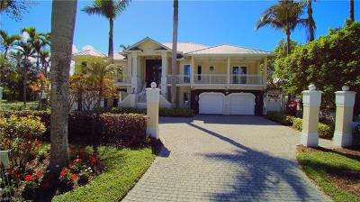 Olde Naples Single Family Home For Sale: 150 13th Ave S