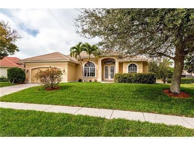 Marco Island Single Family Home For Sale: 1610 Orleans Ct