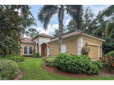 Naples Single Family Home For Sale: 5576 Hammock Isles Dr