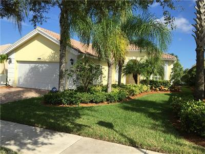 Naples Single Family Home For Sale: 8519 Alessandria Ct