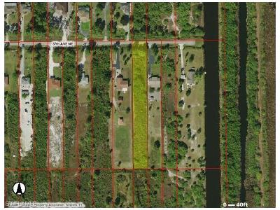 Collier County Residential Lots & Land For Sale: 3820 37th Ave NE