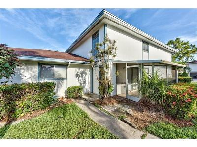 Fort Myers Condo/Townhouse For Sale: 3268 Royal Canadian #3