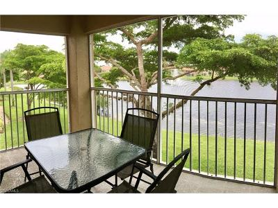 Naples Condo/Townhouse For Sale: 2485 Millcreek Ln #201