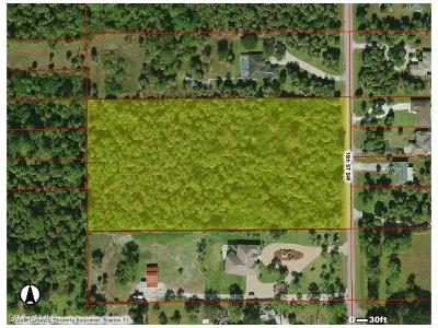 Collier County Residential Lots & Land For Sale: 161 15th St SW