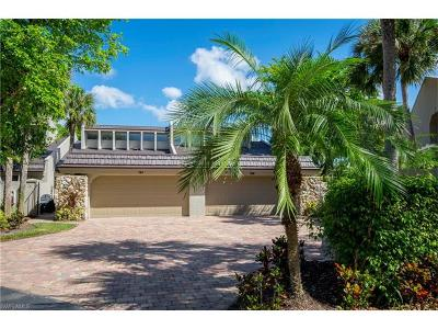 Naples Condo/Townhouse For Sale: 131 Bears Paw Trail