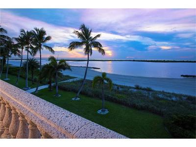 Marco Island Single Family Home Pending With Contingencies: 188 S Beach Dr
