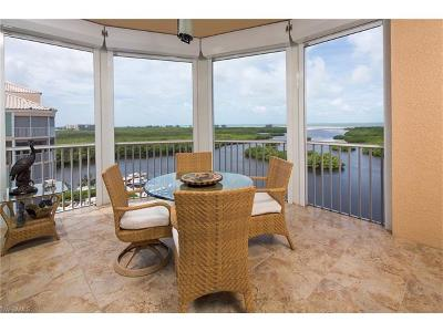 Collier County Condo/Townhouse For Sale: 435 Dockside Dr #1001