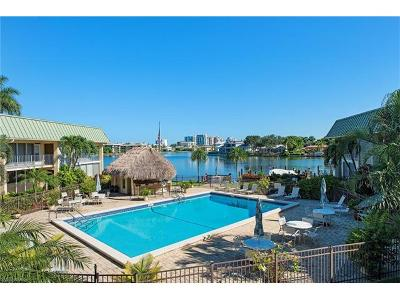 Naples Condo/Townhouse For Sale: 299 Harbour Dr #104