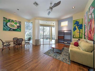 Naples Single Family Home Pending With Contingencies: 120 Vista Ln