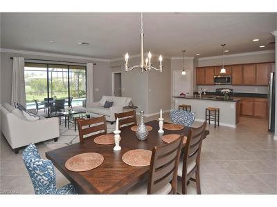Estero Single Family Home For Sale: 13554 San Georgio Drive