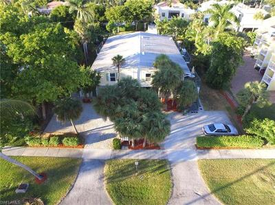 Naples Single Family Home For Sale: 835 11th Ave S #2