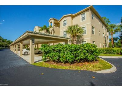 Naples Condo/Townhouse For Sale: 4000 Loblolly Bay Dr #8-205