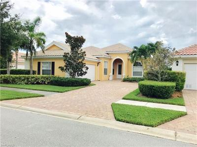 Naples Single Family Home For Sale: 7820 Orvieto Ct