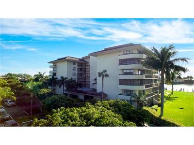 Marco Island Condo/Townhouse For Sale: 591 Seaview Ct #A612