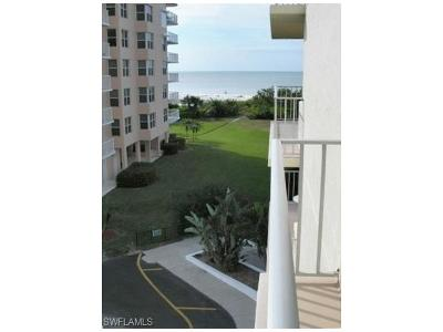 Fort Myers Beach Condo/Townhouse For Sale: 7360 Estero Blvd #302