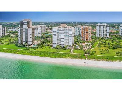 Bay Shore Place Condo/Townhouse Sold: 4255 Gulf Shore Blvd N #403