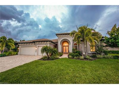 Bonita Springs Single Family Home Pending With Contingencies: 23031 Sanabria Loop