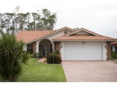 Naples Single Family Home For Sale: 493 Countryside Dr