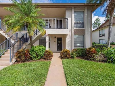 Naples Condo/Townhouse For Sale: 1215 Commonwealth Cir #D-106