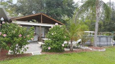 Naples Single Family Home For Sale: 4455 Golden Gate Blvd E