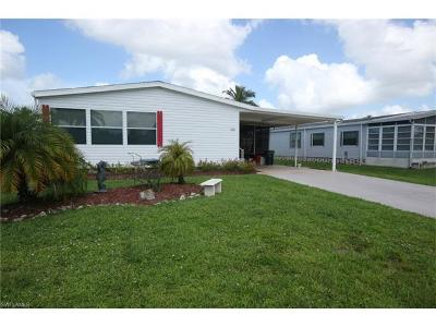 Goodland, Marco Island, Naples, Fort Myers, Lee Mobile/Manufactured For Sale: 1771 Beverly Dr