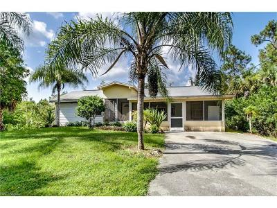 Naples Single Family Home For Sale: 241 39th Ave NE