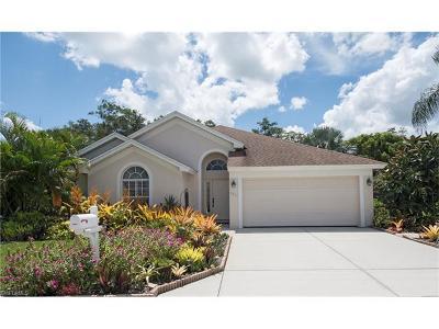 Estero Single Family Home For Sale: 3821 Springside Dr