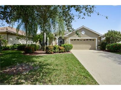 Naples Single Family Home For Sale: 4356 Longshore Way S
