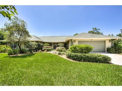 Naples Single Family Home For Sale: 2225 Imperial Golf Course Blvd