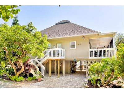 Captiva FL Single Family Home For Sale: $1,049,000